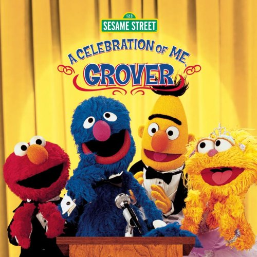 A Celebration of Me, Grover (Jewel Case)