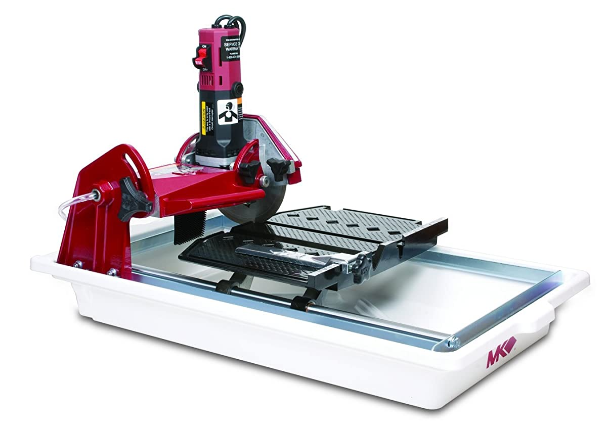 MK-370EXP 1-1/4 HP 7-Inch Wet Cutting Tile Saw