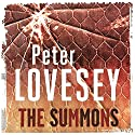 The Summons Audiobook by Peter Lovesey Narrated by Michael Tudor Barnes