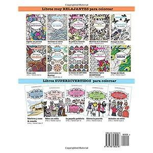 Libros para Colorear Adultos 7: Atención plena co