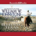 Sidewinders: Bleeding Texas (       UNABRIDGED) by William W. Johnstone, J. A. Johnstone Narrated by R C. Bray