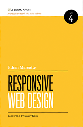 Responsive Web Design Front Cover