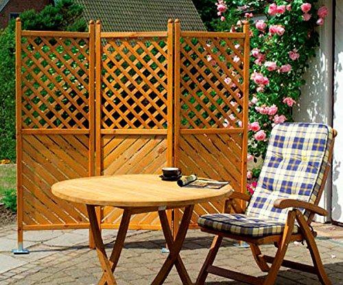 garten paravent holz preisvergleiche erfahrungsberichte. Black Bedroom Furniture Sets. Home Design Ideas