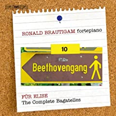 Beethoven: Complete Works for Solo Piano, Vol. 10