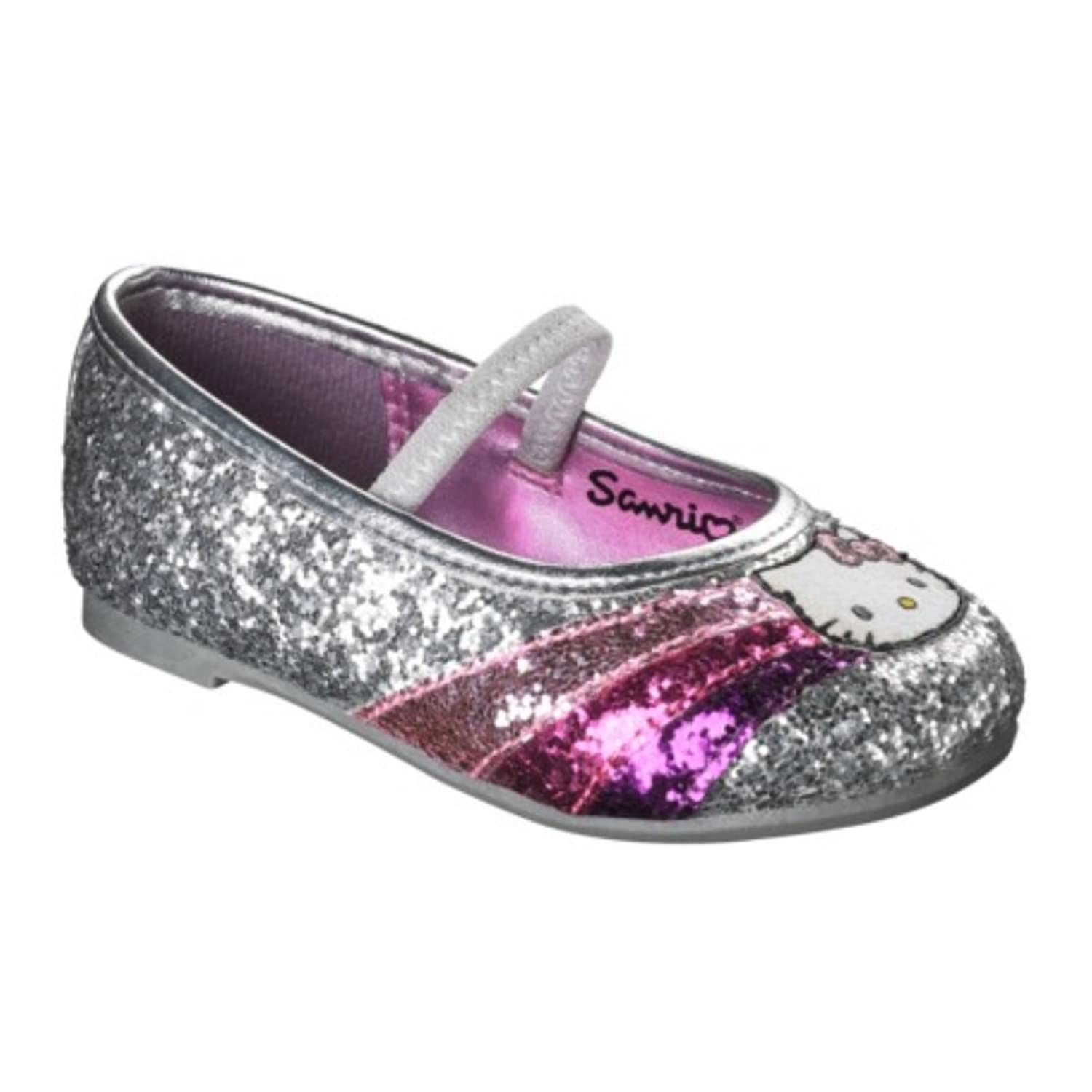 Silver Dress Shoes For Girls