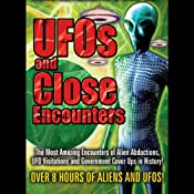 UFOs and Close Encounters | [Kathleen Anderson, Roger Lier, Billy Meier, Travis Walton, Richard Boylan, Freddy Silva, Lloyd Pye]