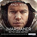 Der Marsianer Audiobook by Andy Weir Narrated by Richard Barenberg