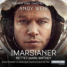 Der Marsianer Hörbuch von Andy Weir Gesprochen von: Richard Barenberg