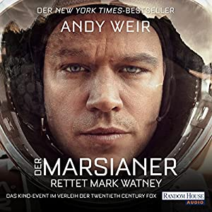 Der Marsianer Audiobook