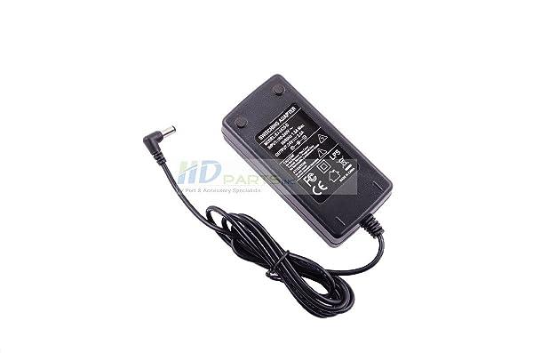 SoundBar VSB200 VSB201 VSB202 VSB205 VSB212 VSB210WS AC Power Adapter: SJ-2425-D