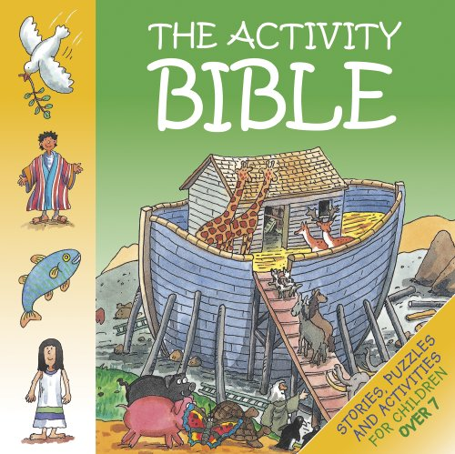 The Beginners Bible Super Duper Mighty Jumbo Activity