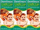 Dentinox Cradle Cap Treatment Shampoo 125ml x 3 Packs