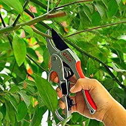 30mm Gardening Sectional Pruning Shears Scissors Branch Cut Trimmer