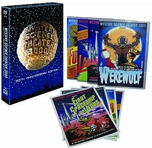 Mystery Science Theater 3000: 20th Anniversary Edition (First Spaceship on Venus / Laserblast / Werewolf / Future War)