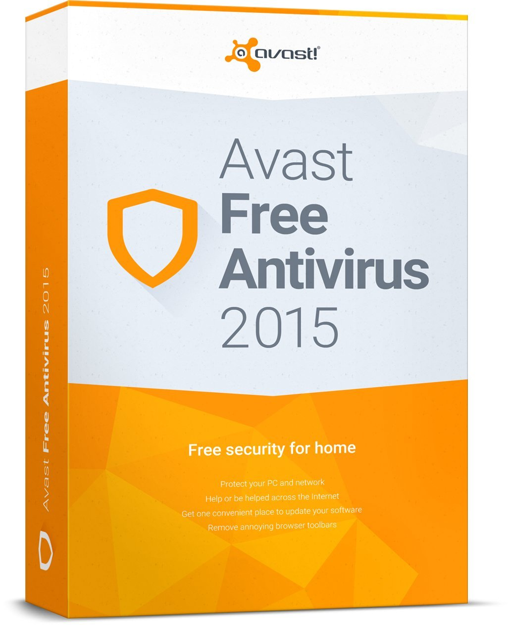 Avast Free Antivirus 2015 (Download)