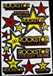 """ Motocross stickers "" RSY1 boys Rock..."