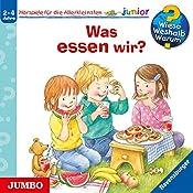 Was essen wir? (Wieso? Weshalb? Warum? junior) | Doris Rübel