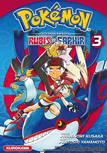 Pokémon Rubis - Saphir - T3