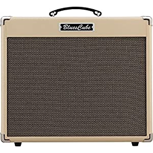roland blues cube stage 60w 1x12 guitar combo amp blonde musical instruments. Black Bedroom Furniture Sets. Home Design Ideas