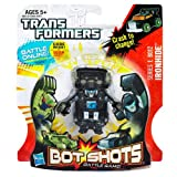 Ironhide Bot Shots Battle Game Series 1 Vehicle