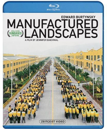 Manufactured Landscapes [Blu-ray] by Zeitgeist Films