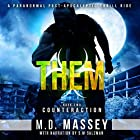 THEM Counteraction: A Scratch Sullivan Paranormal Post-Apocalyptic Action Novel Hörbuch von M.D. Massey Gesprochen von: S.W. Salzman