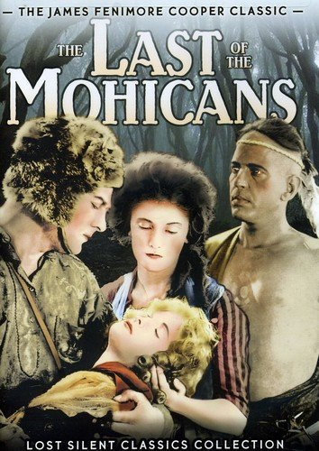 Last of The Mohicans (Silent) [DVD] [1920] [Region 1] [US Import] [NTSC]