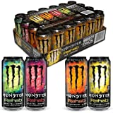 Monster Rehab Energy Drink Variety Pack, 372 Fluid Ounce