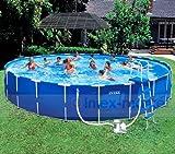 Intex 54952 GS Metall-Frame Pool Set 549×122 cm