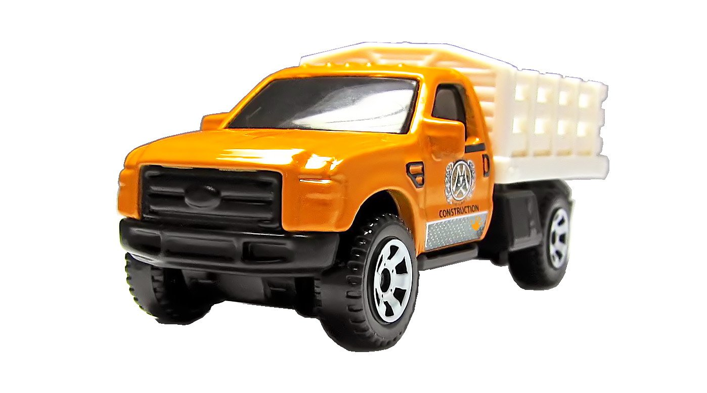 SUPERLIFT FORD F-350 SUPER DUTY * MATCHBOX 60TH ANNIVERSARY * 2013 Commemorative Edition Vehicle #21 of 24 by Mattel (English Manual) jetzt bestellen
