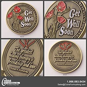 Get Well Soon Coin