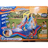 Banzai Slide 'N Soak Splash Park - Inflatable Water Slide
