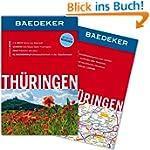 Baedeker Reisef�hrer Th�ringen: mit G...