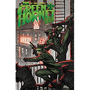 Green Hornet: Reign Of The Demon #3