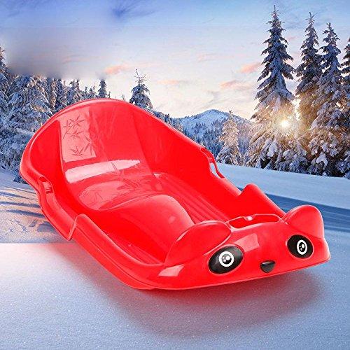 Neige-luge-plastique-Kids-luge-pour-les-sports-de-plein-air-dhiver-luge-hiver-jouets