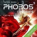 Phobos : Il est trop tard pour renoncer (Phobos 3) | Livre audio Auteur(s) : Victor Dixen Narrateur(s) : Maud Rudigoz