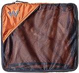 #4: Wildcraft Orange Bag Organizer (Travel Cube Orange)