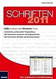 Software - Schriften 2011