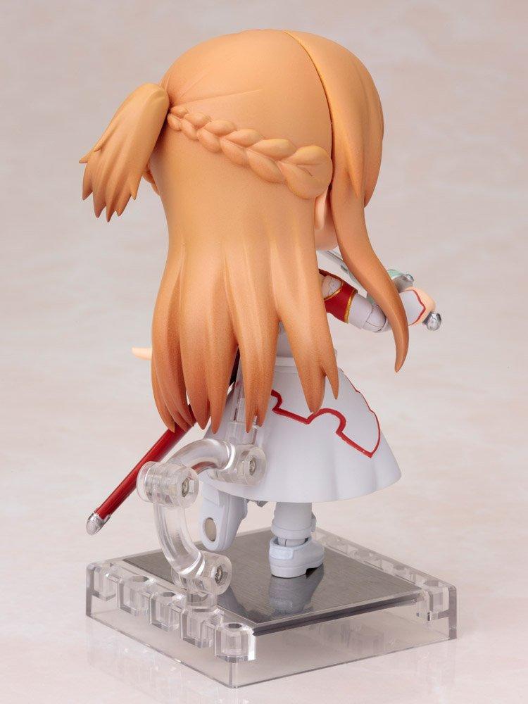 ソードアート・オンライン キューポッシュ アスナ (NONスケール PVC塗装済み可動フィギュア) [壽屋]