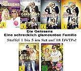 Die Geissens - Eine schrecklich glamouröse Familie: Staffeln 1-5