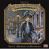 """Sherlock Holmes, Folge 4: Der Engel von Hampsteadvon """"Sherlock Holmes"""""""