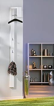 links 99500810 casa porte porte manteaux blanc 33 x 10 x x 177 cm cuisine maison. Black Bedroom Furniture Sets. Home Design Ideas