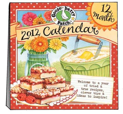 2012 Gooseberry Patch Wall Calendar (Gooseberry Patch (Calendars))