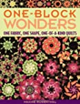 One-Block Wonders: One Fabric, One Sh...