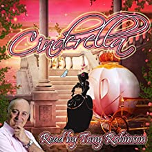 Cinderella Audiobook by Robert Howes Narrated by Tony Robinson