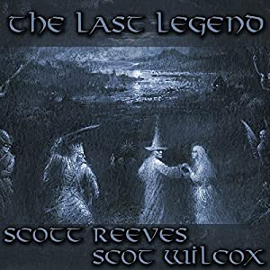 The Last Legend Audiobook
