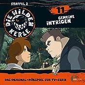 Gemeine Intrigen (Die Wilden Kerle 11) | Barbara van den Speulhof