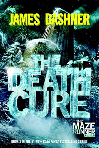 The Death Cure (Maze Runner, Book Three) front-89906