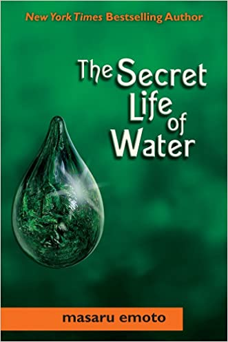 Secret Life of Water written by Masaru Emoto
