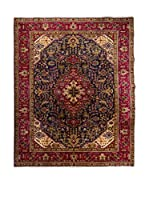 QURAMA Alfombra Persian Tabriz Rojo/Multicolor 288 x 205 cm